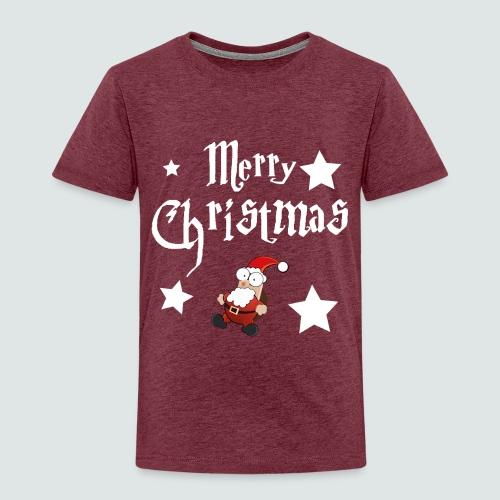 Merry Christmas - Ugly Christmas Sweater - Kinder Premium T-Shirt