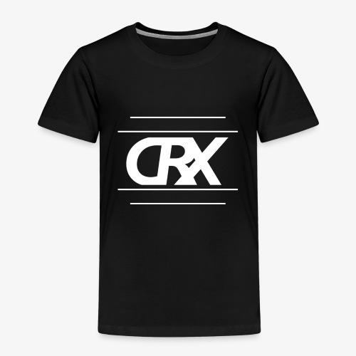 Chrix Logo weiß - Kinder Premium T-Shirt