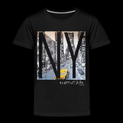 TIME SQUARE - Kinder Premium T-Shirt