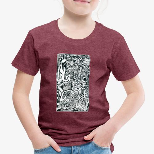 Anxiety Trip - Kids' Premium T-Shirt