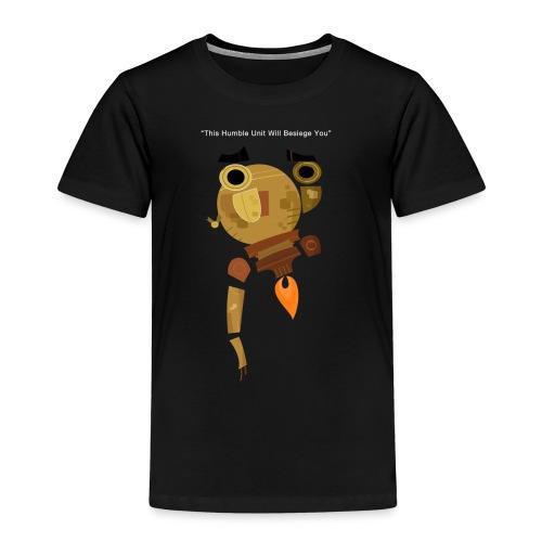 Fallout 4 Bosun Quote - Kids' Premium T-Shirt