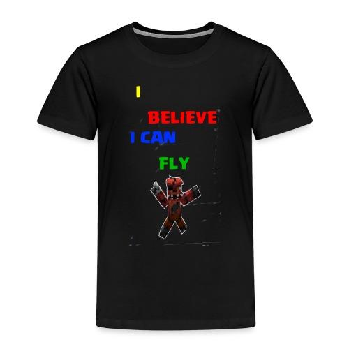 FOX CHE CADE - Maglietta Premium per bambini