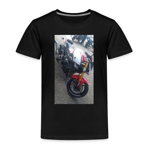 Sweat moto avec capuche - T-shirt Premium Enfant