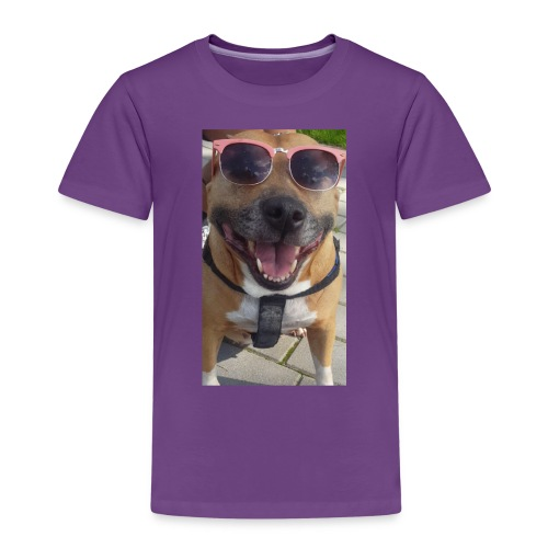 Cool Dog Foxy - Kinderen Premium T-shirt
