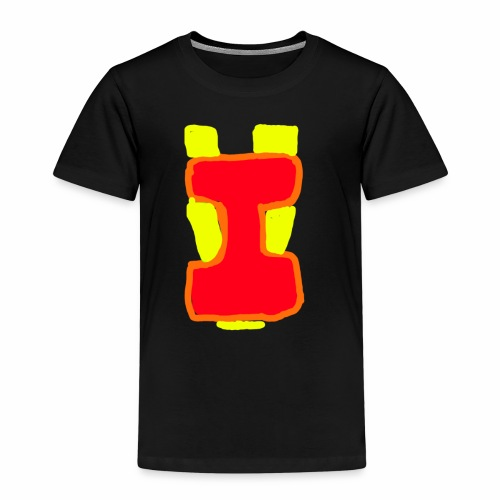 isaac hot merch - Kids' Premium T-Shirt
