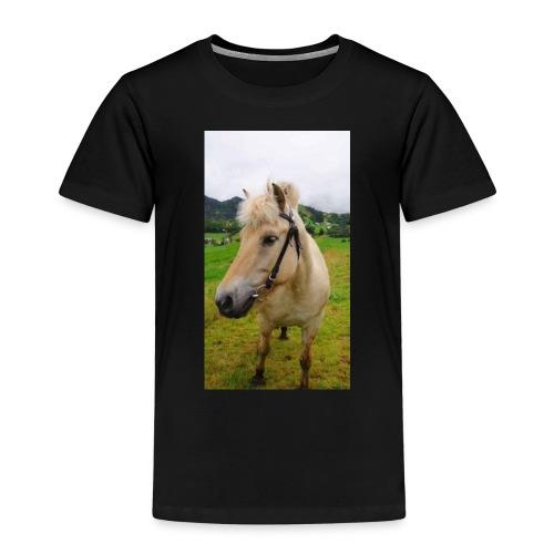 35147075 409346669534499 3387459556966662144 n - Premium T-skjorte for barn