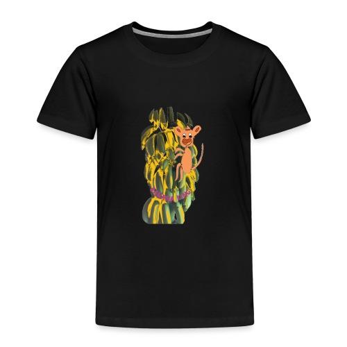 Bananas king - Kids' Premium T-Shirt