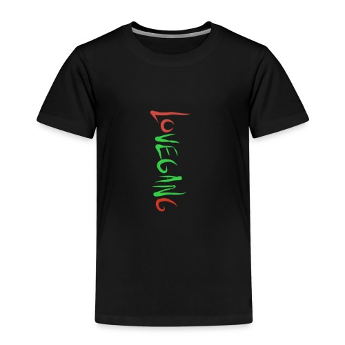 Lovegang - Lasten premium t-paita