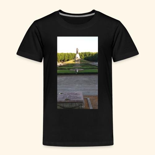 Mahnmal gegen den Krieg - Kinder Premium T-Shirt
