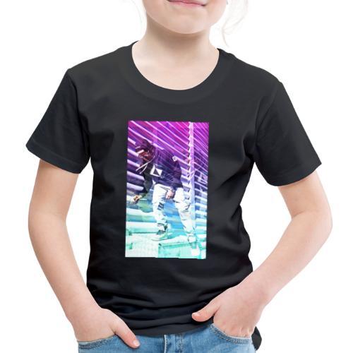 Neon HDR - Kids' Premium T-Shirt