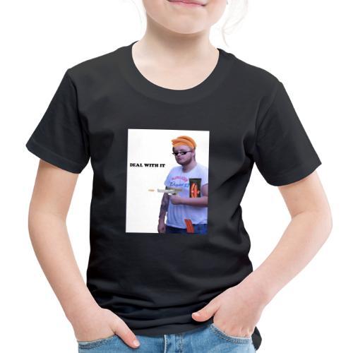 DealWithItJugg - Børne premium T-shirt