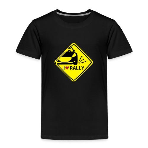 I like rally T-Shirt - Kinder Premium T-Shirt