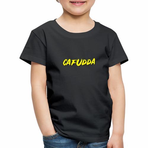 cafudda - Maglietta Premium per bambini
