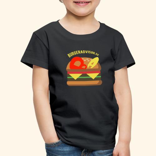 BA logolink200dpi - Kids' Premium T-Shirt