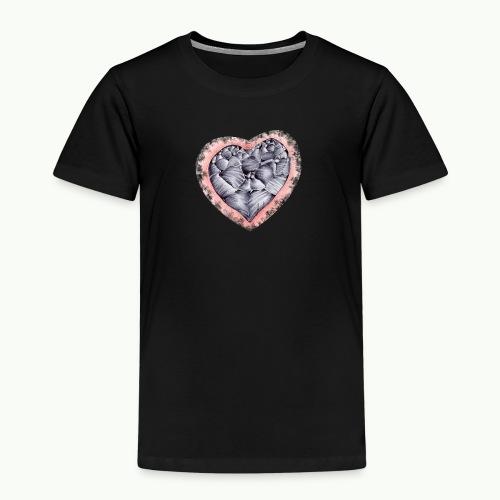 Coeur empli - T-shirt Premium Enfant