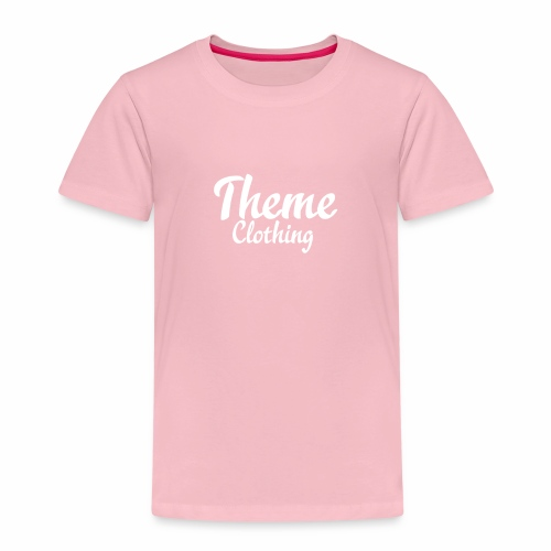 Theme Clothing Logo - Kids' Premium T-Shirt