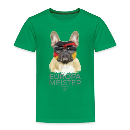 Europameister Deutschland - Kinder Premium T-Shirt