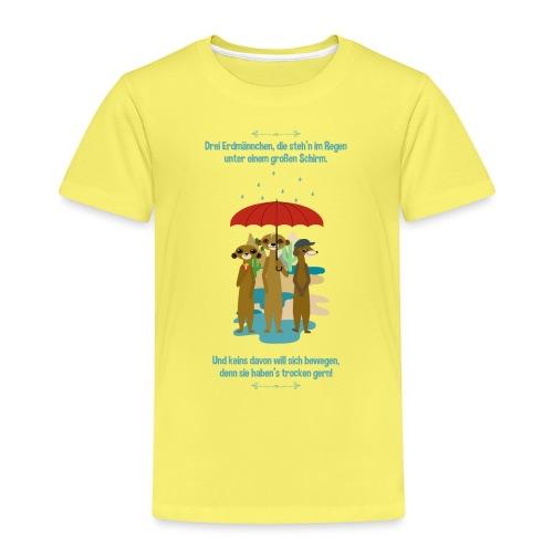 Erdmännchen - Kinder Premium T-Shirt