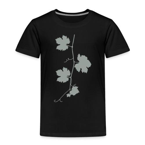 weinrebe - Kinder Premium T-Shirt