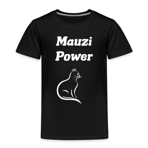 Katze Cat - Kinder Premium T-Shirt