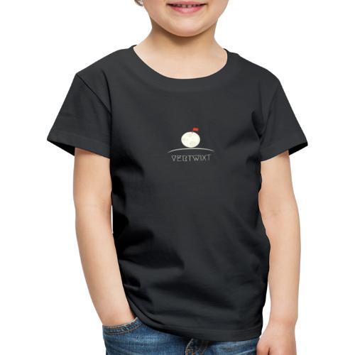 Moon Name - Kinder Premium T-Shirt