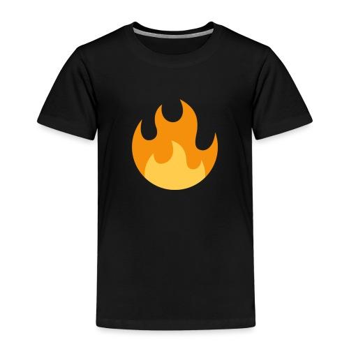 La flamme ! - T-shirt Premium Enfant
