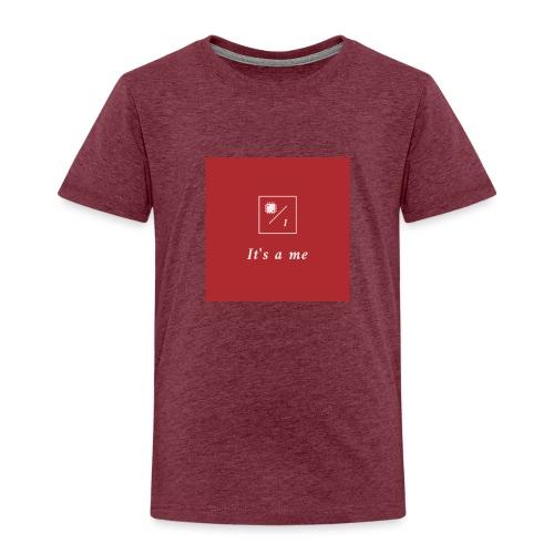 It's a me - Kinder Premium T-Shirt