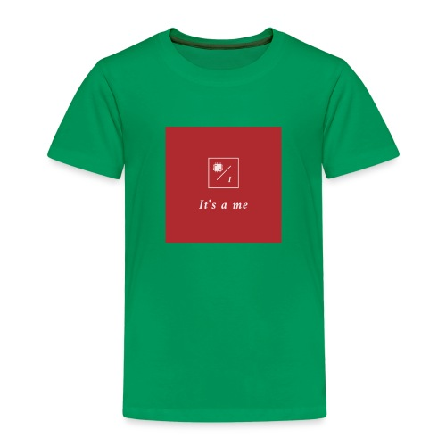 It's a me - Kinder Premium T-Shirt