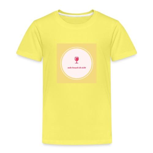 mehr brauch ich nicht - Kinder Premium T-Shirt