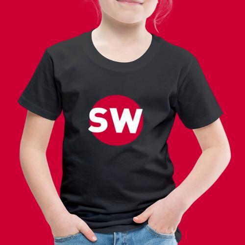 SchipholWatch - Kinderen Premium T-shirt
