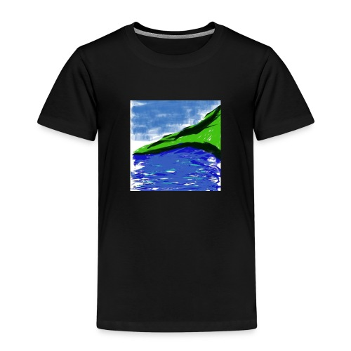 SEA AND MOUNTAIN - T-shirt Premium Enfant