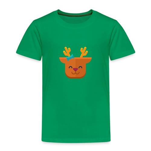 When Deers Smile by EmilyLife® - Kids' Premium T-Shirt