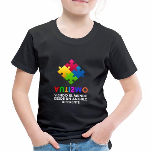 El Autismo según Yo soy Asperger - Camiseta premium niño
