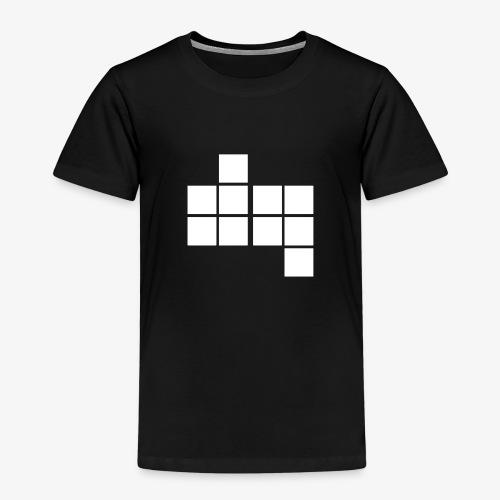 dg-logo-white-ohne-font - Kinder Premium T-Shirt