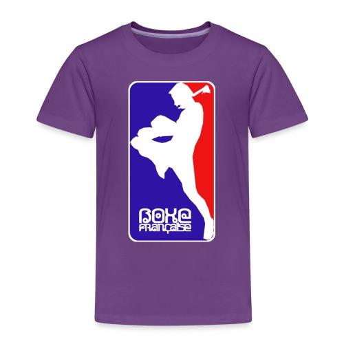 boxe française - Kids' Premium T-Shirt