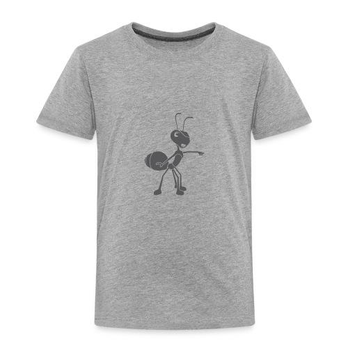 Mier wijzen - Kinderen Premium T-shirt