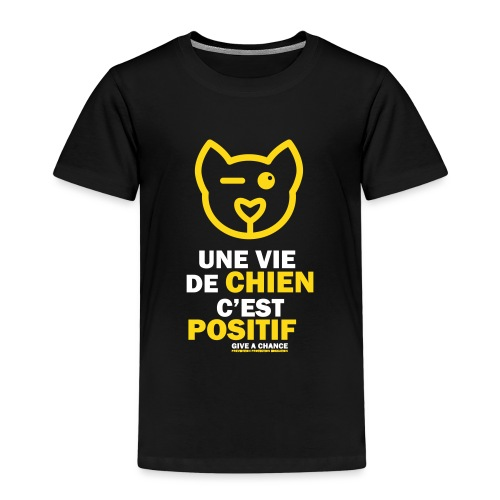 Positif - T-shirt Premium Enfant