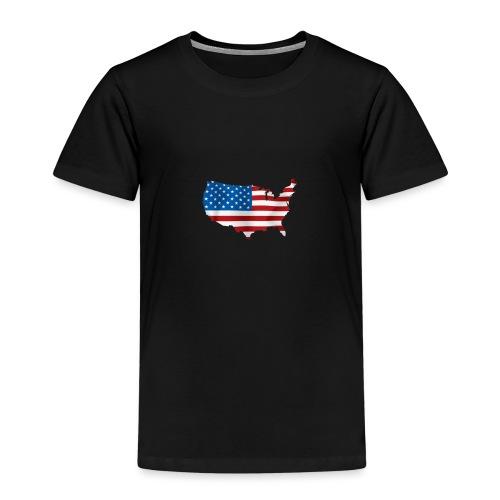 AMERICAN - T-shirt Premium Enfant