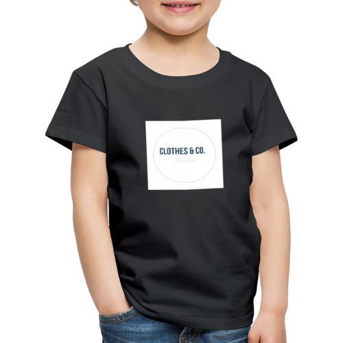 Clothes & Co. - T-shirt Premium Enfant