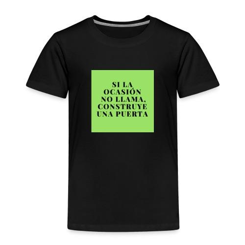 motivacion - Camiseta premium niño