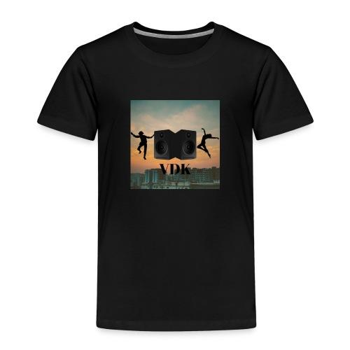 VDK dans klubbens logga - Premium-T-shirt barn