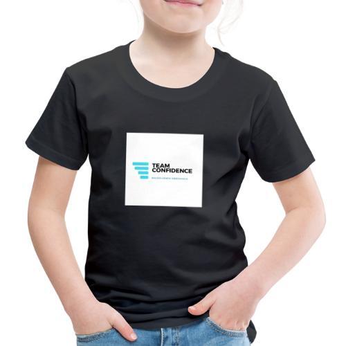 Team Confidence - Børne premium T-shirt