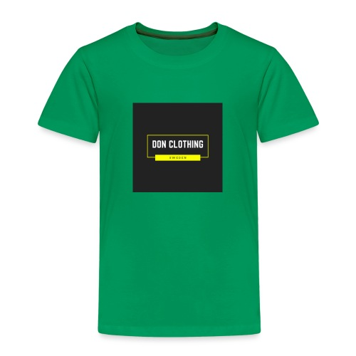 Don kläder - Premium-T-shirt barn