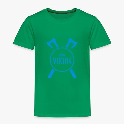 Very Viking Brand - Børne premium T-shirt