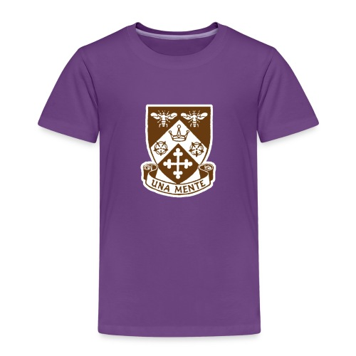Borough Road College Tee - Kids' Premium T-Shirt