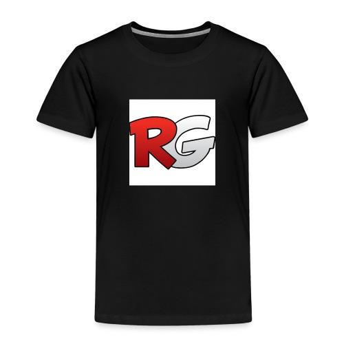 Rakker Gutta fra YT - Premium T-skjorte for barn