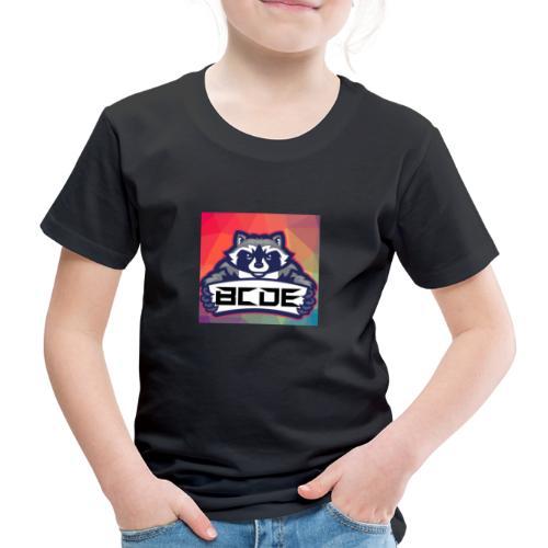 bcde_logo - Kinder Premium T-Shirt