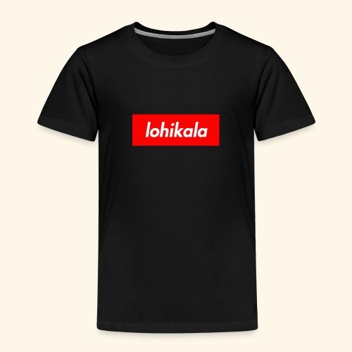 Lohikala - Lasten premium t-paita