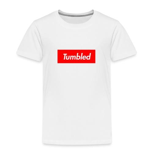 Tumbled Official - Kids' Premium T-Shirt
