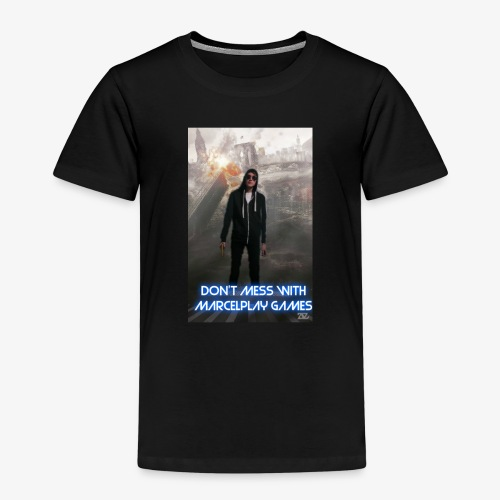 Don't mess with MarcelPlay Games - Kids' Premium T-Shirt